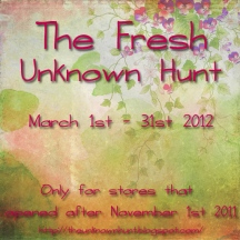 The Fresh Unknown Hunt