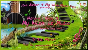 Nature's Hunt 3: My Wish is Music - 2 Year Anniversary Hunt